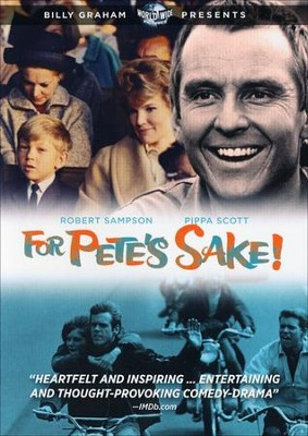 For Pete's Sake, DVD   -