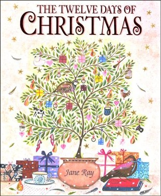 The Twelve Days of Christmas   -     By: Jane Ray