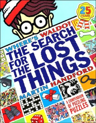 Where's Waldo? The Search for the Lost Things  -     By: Martin Handford     Illustrated By: Martin Handford