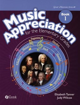 Music Appreciation for the Elementary Grades Student Activity Book 1  -     By: Ian Redmond