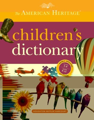 American Heritage Children's Dictionary   -