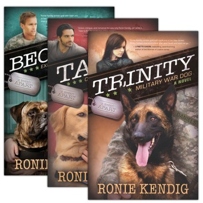 A Breed Apart Series, Volumes 1-3  -     By: Ronie Kendig