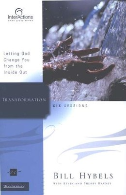 Transformation: Letting God Change You from the Inside Out, InterActions Series - Slightly Imperfect  -