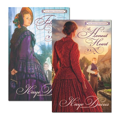 The Great Exhibition Series, Volumes 1 & 2  -     By: Kaye Dacus