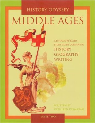 History Odyssey: Middle Ages, Level Two Grades 5-9  -     By: Kathleen Johnson