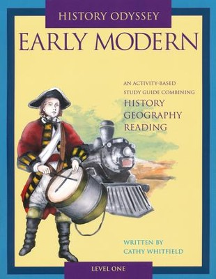 History Odyssey: Early Modern, Level One Grades 1-4  -     By: Margaret Sanders