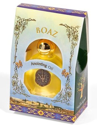 Boaz Anointing Oil, 1/4 oz.   -