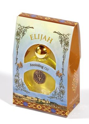 Elijah Anointing Oil   -