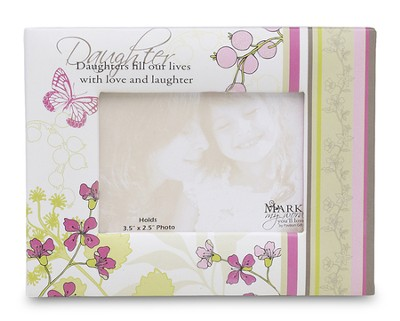 Daughter, Magnet Photo Frame  -