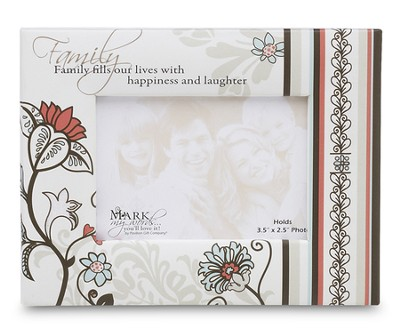 Family, Magnet Photo Frame  -