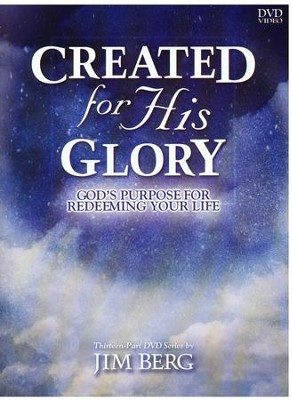 Created For His Glory DVDs   -