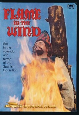 Flame in the Wind DVD  -