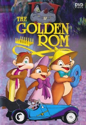 The Golden Rom, DVD   -