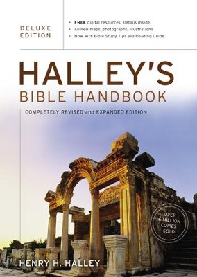 Halley's Bible Handbook with the New International Version--Deluxe Edition - eBook  -     By: Henry H. Halley