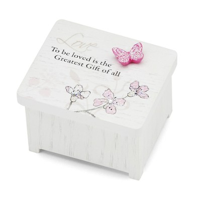 To Be Loved Keepsake Box  -