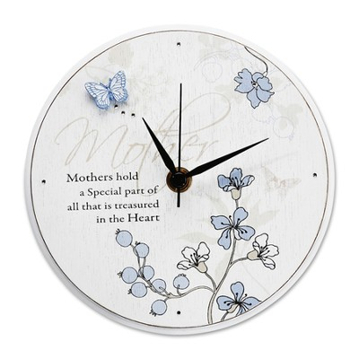 Mother's Hold a Special Part Clock  -