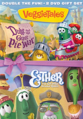 Duke and the Great Pie War/Esther, the Girl Who Became Queen  -