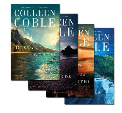 Aloha Reef Series, Volumes 1-4  -