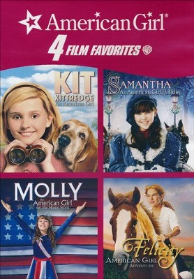 American Girl: 4 Kid Favorites   -