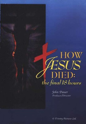 How Jesus Died, DVD   -