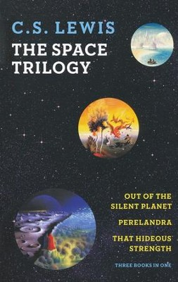 The Space Trilogy, 3 Volumes in 1   -     By: C.S. Lewis