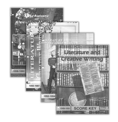 Grade 5 Literature and Creative Writing SCORE Keys 1049-1060  -