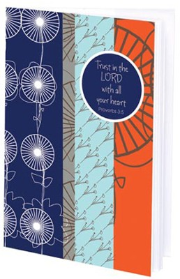 Trust in the Lord Mini Journal  -