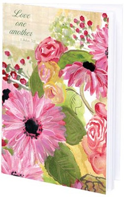 Love One Another Mini Journal  -