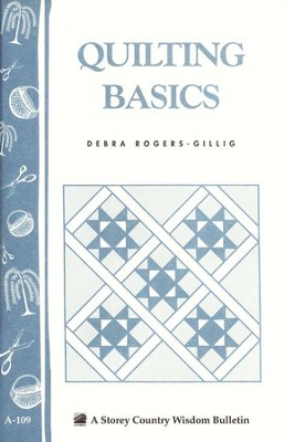 Quilting Basics (A-109)   -