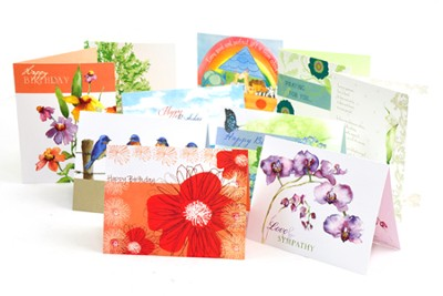 All Occasion Cards, Box of 12  -