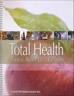 Total Health Middle School, Workbook Answer Key   -     By: Susan Boe
