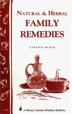 Natural & Herbal Family Remedies (A-168)  -