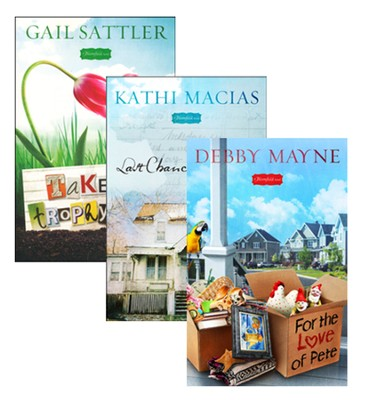 Bloomfield Series, Volumes 1-3  -     By: Kathi Macias