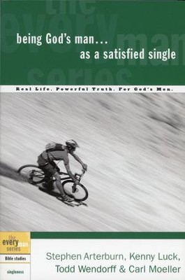 Being God's Man As a Satisfied Single - the Every Man Series, Bible Studies - Slightly Imperfect  -     By: Stephen Arterburn, Kenny Luck, Todd Wendorff