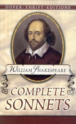 Complete Sonnets   -     By: William Shakespeare