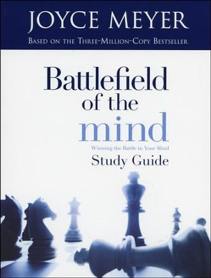Battlefield of the Mind Study Guide, Slightly Imperfect   -     By: Joyce Meyer