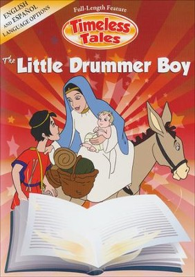 Timeless Tales Series: Little Drummer Boy, DVD   -