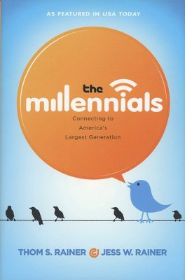 The Millennials: Connecting to America's Largest Generation (slightly imperfect)  -     By: Thom S. Rainer, Jess W. Rainer