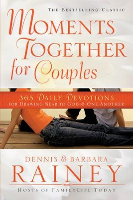 Moments Together for Couples: 365 Daily Devotions for Drawing Near to God & One Another - eBook  -     By: Dennis Rainey, Barbara Rainey