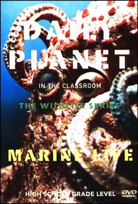 Daily Planet in the Classroom: Marine Life DVD   -