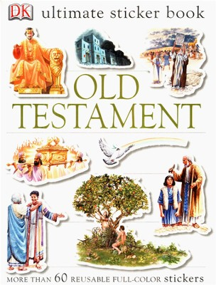 Ultimate Sticker Book: Old Testament  -