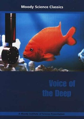 Moody Science Classics: Voice of the Deep, DVD   -