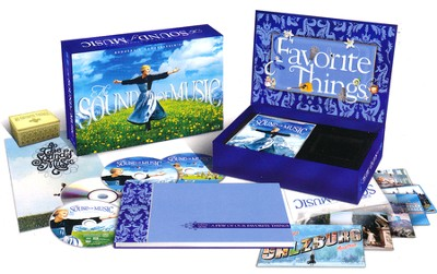 The Sound of Music - 45th Anniversary Limited Edition, Blu-ray/DVD Collection  -