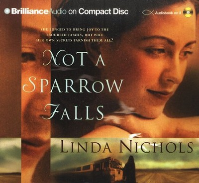 Not a Sparrow Falls - Audiobook on CD  -     Narrated By: Joyce Bean     By: Linda Nichols