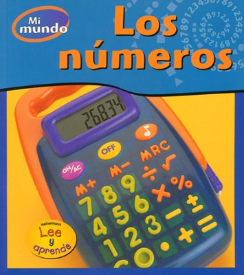 Los n&#250meros, Numbers  -     By: Ruth Merttens