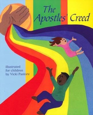 The Apostles' Creed  -     By: Vicki Pastore