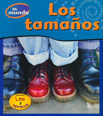 Los tama&#241os, Sizes  -     By: Ruth Merttens