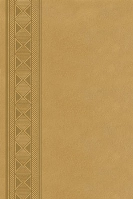 KJV Compact Ultraslim Bible, Leathersoft, cafe au lait  -