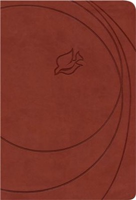 NLT New Spirit Filled Life Bible, Leathersoft, brick red  -     Edited By: Jack Hayford