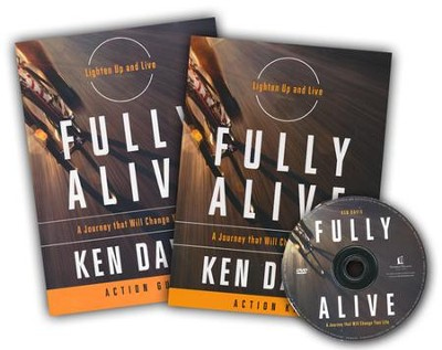 Fully Alive Action Kit  -     By: Ken Davis